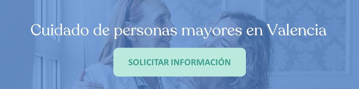 Cuidado de personas mayores en Valencia