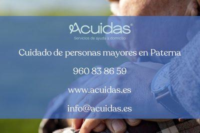 Cuidado de mayores en Paterna
